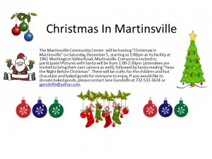 Christmas In Martinsville