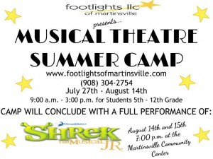 Sign up now for summer camp!