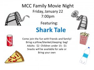 MCC Family Movie Night